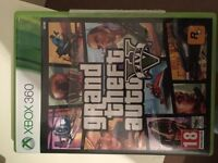 GTA five Xbox 360