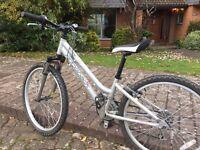 Ridgeback Destiny Girls 24in bike