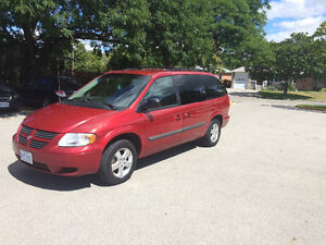 2007 Dodge Caravan GRAND CARAVAN SPORT Minivan, Van