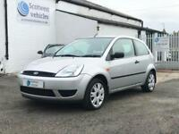 FORD FIESTA 1.25 STYLE ~ONLY 60353 MILES!~FULL SERVICE HISTORY~