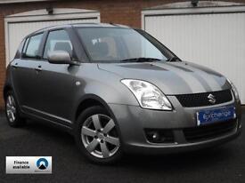 2008 (08) Suzuki Swift 1.5 GLX 5 Door // LOW 66K MILES //