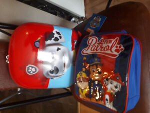 Paw Patrol Kids Backpack and MORE!!!! BRAND NEW