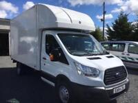Ford Transit lwb Luton box with tail lift 2014 64 reg