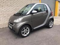 SMART CITY-COUPE PULSE CDI 2010 Diesel Automatic in Grey