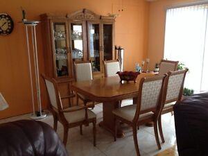 Ensemble de salle a manger , diner. West Island Greater Montréal image 1