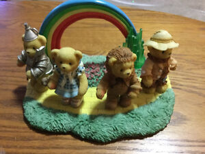 Wizard of Oz cherished teddies