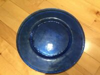 Villeroy & Boch Plate Settings - Royal Blue