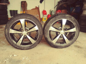 Used tire 205/50/17