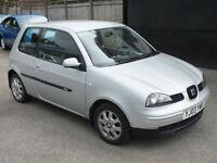Seat Arosa 1.4 auto 2003MY S