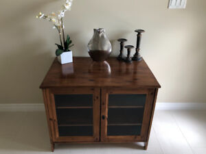 Solid Wood Mennonite Dining Buffet or Storage/Foyer Console