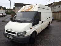 Ford transit jumbo years mot