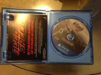 Price dropped! Like new!! Need for speed rivals for PS4