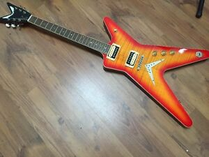 Dean ML 79 Cherry Sunburst Echange/trade