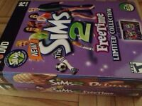 sims 2  freetime limited edition