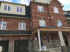 Gorgeous Brand new Freehold 3+1 bedrooms Townhouse for rent