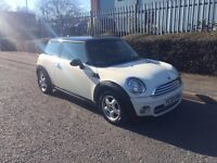 *** 2009 MINI HATCH COOPER D 1.6 SERVICE HISTORY ALLOYS*** £4999! *FINANCE AVAILABLE*