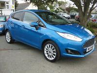 Ford Fiesta 1.0 EcoBoost Titanium X 5dr (start/stop) FULL DEALER HISTORY.