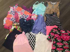 Spring/Summer Girls Clothes