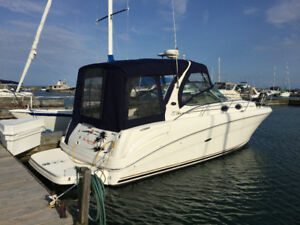 2002 30' Sea Ray Sundancer MINT AND CLEAN!!!