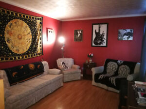 Basement Bedroom Available in Beautiful 3 Story East City Home