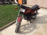 Honda CB 125 TD-C