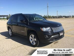 2014 Jeep Compass North 4x4 w/Heated Seats  Rem Start