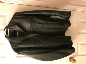 Ladies Motorcycle Jacket Med