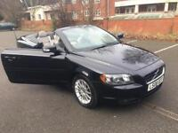 Volvo C70 2.0D 2008MY S. FULL SERVICE HISTORY UP 92 K. 2 OWNERS. 2X KEYS