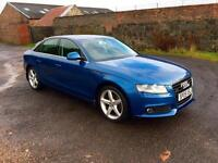 2009 Audi A4 3.0 TDI S Line Special Edition S Tronic Quattro 4dr