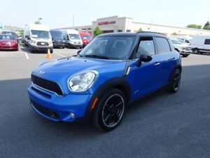 Mini Cooper Countryman S ALL4 CUIR+TOIT OUVRANT 2011