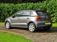Volkswagen Polo 1.4 SE 5dr PETROL MANUAL 2010/60