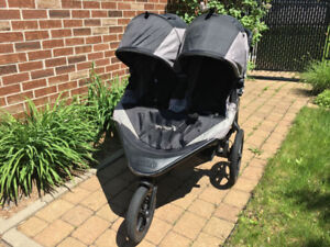 Poussette Jogging Baby Jogger Summit X3 double stroller