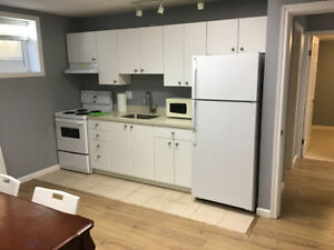 Dunbar basement two bed room for rent