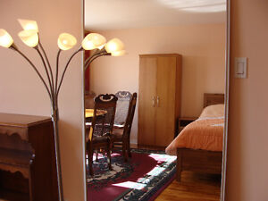 Beautiful room, furnished, all included.Lasalle