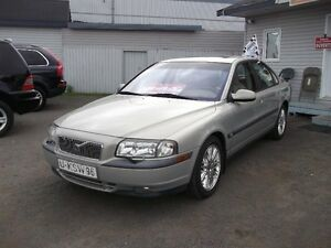 Volvo S80 4dr  T-6 Turbo 2000