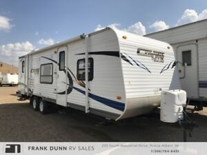 2011 Forest River 28 BHXL