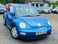 2001 Volkswagen Beetle 2.0 3dr Hatchback Petrol Automatic