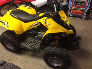 Bombardier Can am DS 90cc 2008