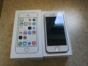 Gold iPhone 5s - Great Condition - $300.00/O.B.O