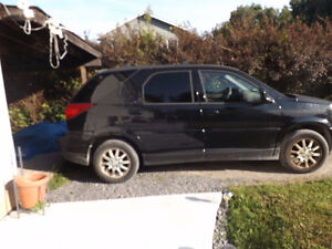 2007 Buick Rendezvous SUV, Crossover/ 6 cylinder