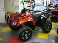 Save Big on a 2014 Arctic Cat 700 Limited