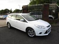 FORD FOCUS 1.6TDCI ( 115PS ) 2011.25MY EDGE 1 OWNER EX POLICE FSH
