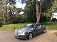 2007 Jaguar S-TYPE 2.7 TD V6 Auto XS Sport Premium 4 Door Saloon Grey
