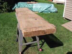 tablette en bois de grange Saguenay Saguenay-Lac-Saint-Jean image 2