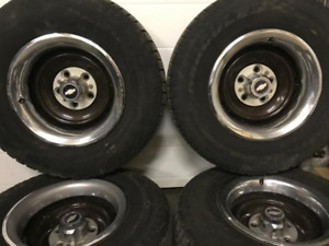 Square Body  Chevy/GMC 1973-1987  Factory Truck  Rally Wheels