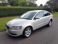 VOLVO S40 1.6 s (R-Design Sport) - 4 DOOR - 2008 - SLIVER **FACE LIFT**