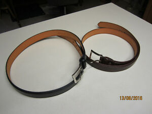 NEW LEATHER BELTS FOR SALE. Strathcona County Edmonton Area image 4