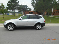 2005 BMW X3 top of the line 3.0i SUV, Crossover