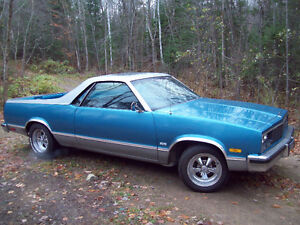 EL CAMINO 1987 FOR SALE