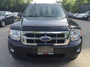 2011 FORD ESCAPE XLT * LEATHER * LOW KM * MINT CONDITION London Ontario image 9
